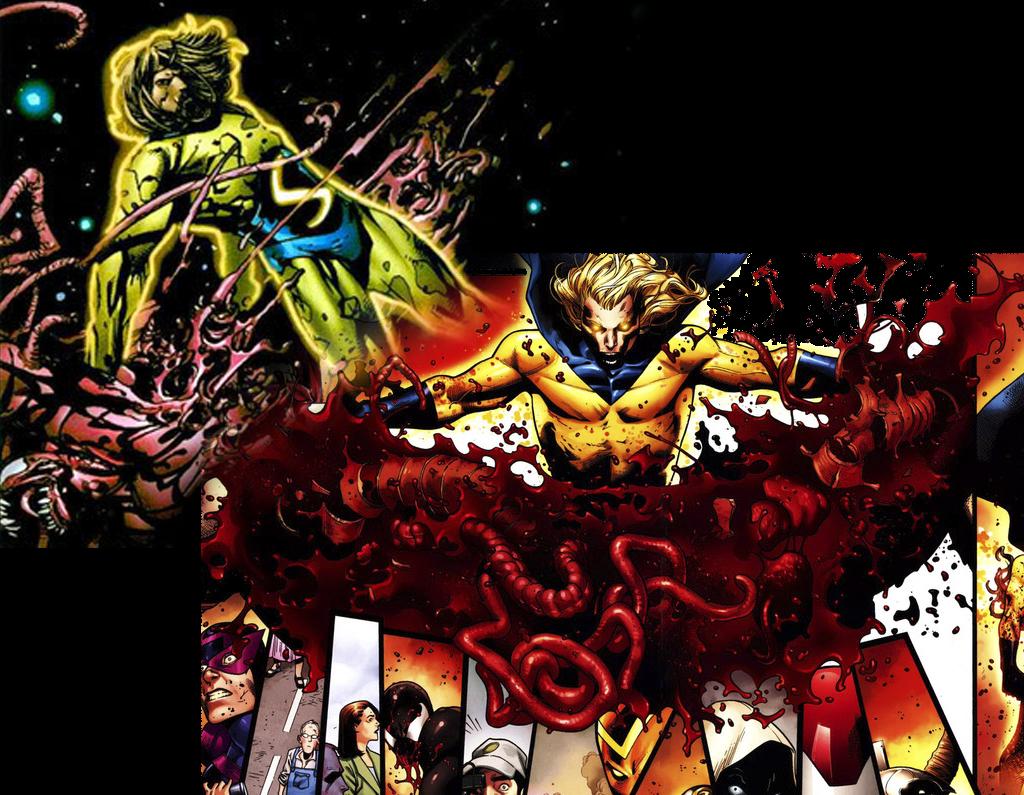 Super Showdown Round 1 Superman Vs Sentry